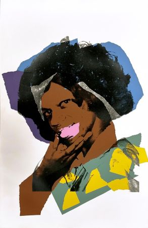 Serigrafía Warhol - LADIES & GENTLEMEN FS II.137