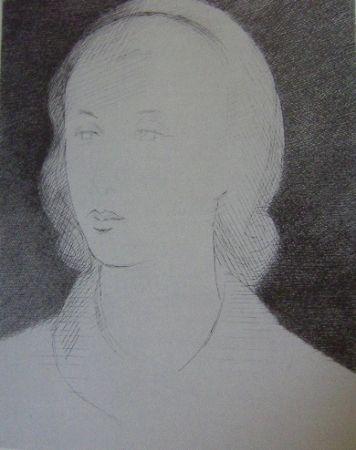 Grabado Marcoussis - Lady Abdy