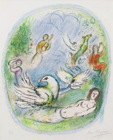 Litografía Chagall - L'Age d'Or