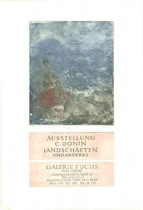 Grabado Donin - Landschaften und Anderes