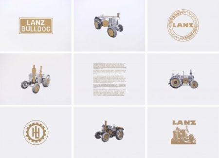 Litografía Hamilton - Lanz Project