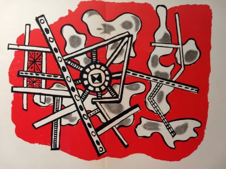 Libro Ilustrado Leger - L'art Abstrait
