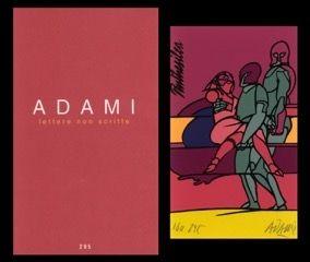 Libro Ilustrado Adami - L'art en écrit
