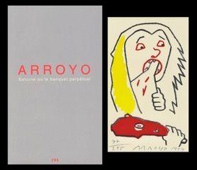 Libro Ilustrado Arroyo - L'art en écrit