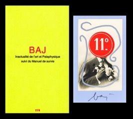 Libro Ilustrado Baj - L'art en écrit