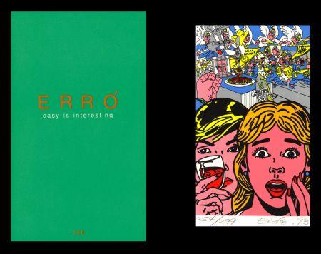 Libro Ilustrado Erro - L'art en écrit