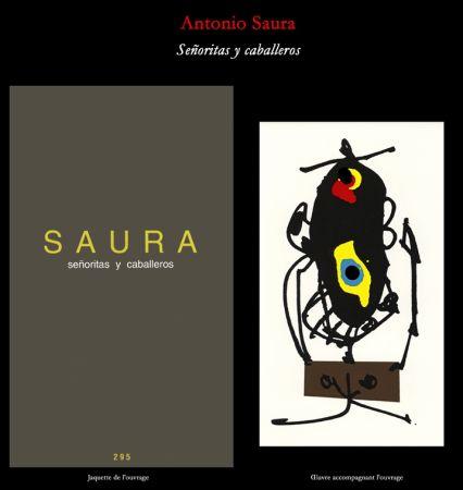 Libro Ilustrado Saura - L'Art en écrit