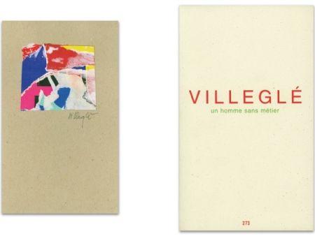 Libro Ilustrado Villeglé - L'Art en écrit