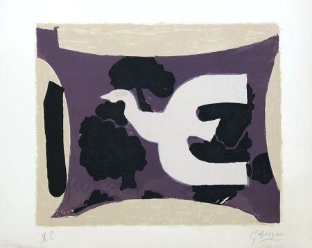 Litografía Braque - L'atelier