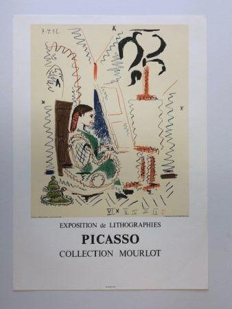 Cartel Picasso - L'atelier de lannes