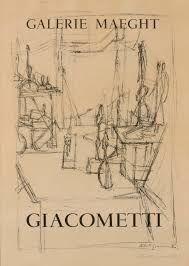 Cartel Giacometti - L'atelier de l'artiste