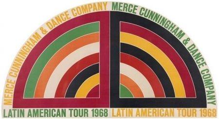 Cartel Stella - Latin american tour -1968