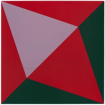 Serigrafía Hinman - Lavender Triangle