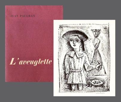 Libro Ilustrado Campigli - L'Aveuglette