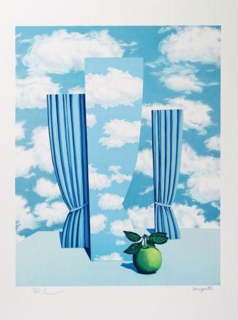 Litografía Magritte - Le Beau Monde
