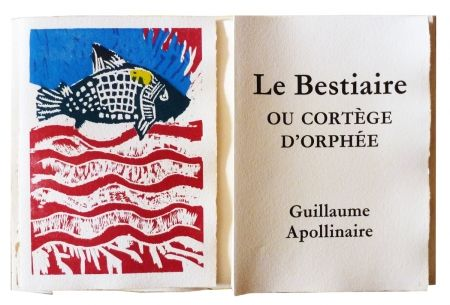 Libro Ilustrado Lorjou - Le bestiaire