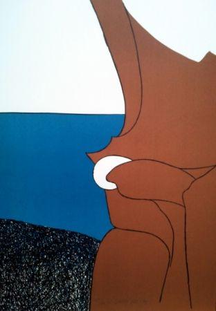 Litografía Artigas - LE BIJOU BLANC