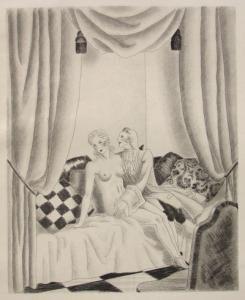 Libro Ilustrado Leroy  - Le bon plaisir, Le malheureux petit voyage, La belle sans chemise, Le Diable amoureux, La Fille aux yeux d'or, etc.
