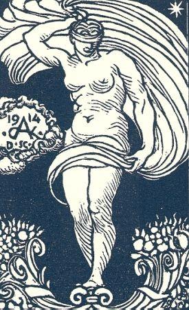 Libro Ilustrado De Carolis - Le carte da gioco