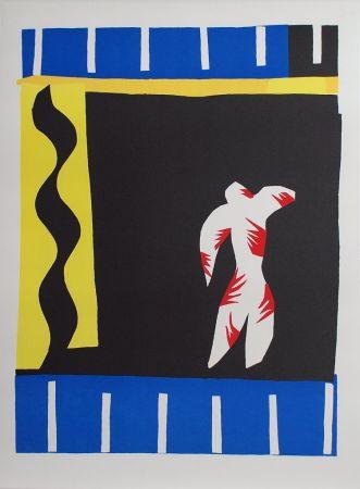 Colografía Matisse - Le Clown (The Clown)