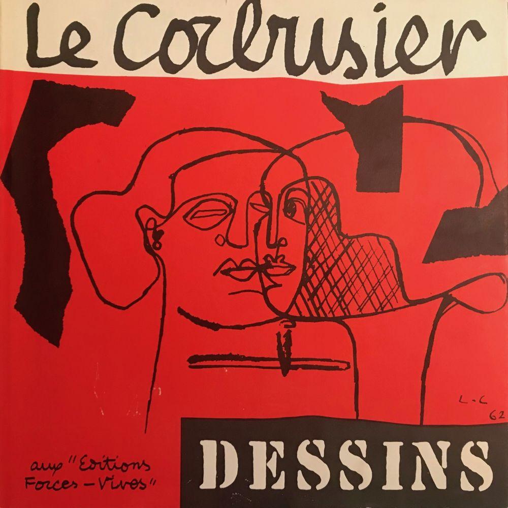 Libro Ilustrado Le Corbusier - Le Corbusier - Dessins - Aux Editions Forces Vives