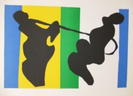 Litografía Matisse - Le Cow-boy