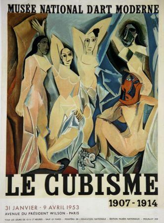 Litografía Picasso - Le Cubisme  , D'apres Les Demoiselles D'Avignon