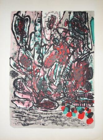 Offset Corneille - Le désert fleuri