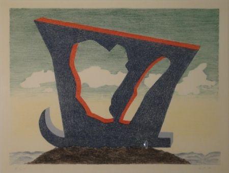Litografía Oppenheim - Le grand liparide, Silberschwanz.