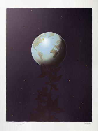 Litografía Magritte - Le Grand Style