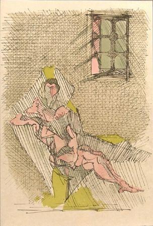 Libro Ilustrado Villon - Le Grand Testament de François Villon
