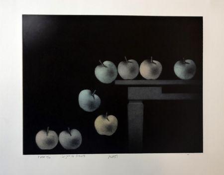 Manera Negra Avati - Le jeu de pommes