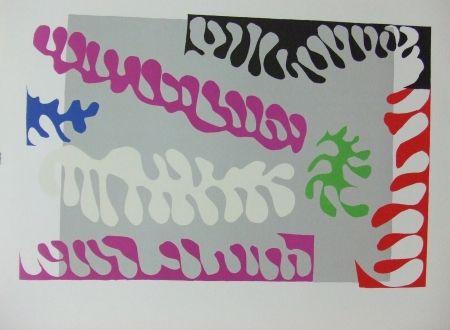 Litografía Matisse - Le Lagon.