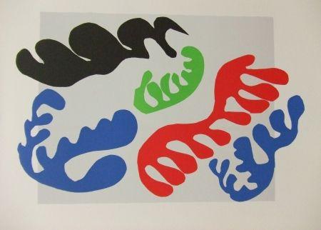 Litografía Matisse - Le Lagon...