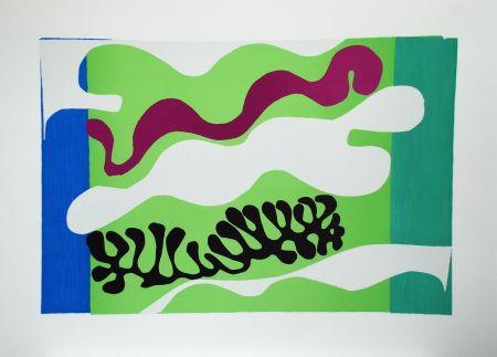 Colografía Matisse - Le Lagon II (Lagoon II)