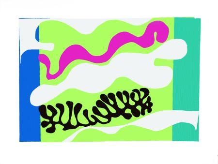 Litografía Matisse - Le Lagon Ii (Lagoon Ii)