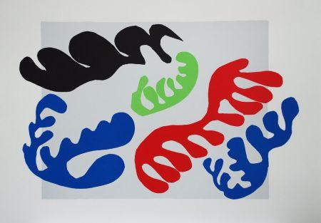 Colografía Matisse - Le Lagon III (Lagoon III)