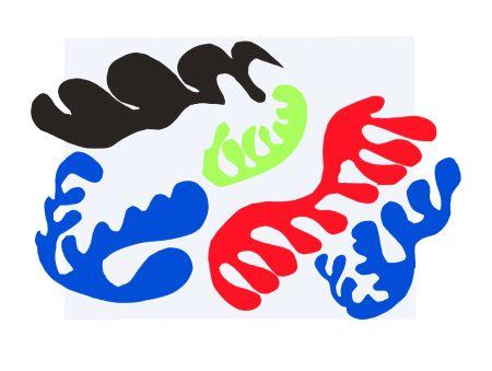 Litografía Matisse - Le Lagon Iii (Lagoon Iii)