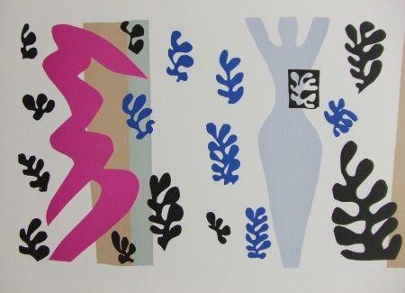 Litografía Matisse - Le Lanceur de couteaux