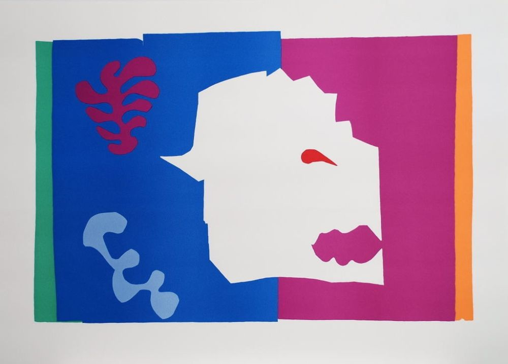 Colografía Matisse - Le Loup (The Wolf)