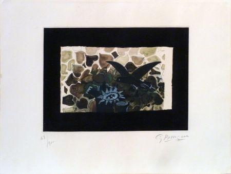 Aguafuerte Y Aguatinta Braque - Le Nid Vert