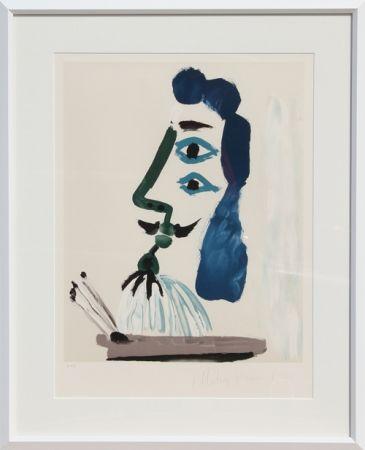 Litografía Picasso - Le Peintre et sa Palette