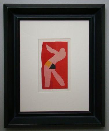 Litografía Matisse - Le petit danseur