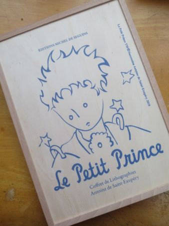 Litografía Saint-Exupéry - Le petit prince