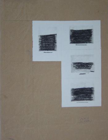 Serigrafía Buraglio - Le Plaisir de Peindre, 2