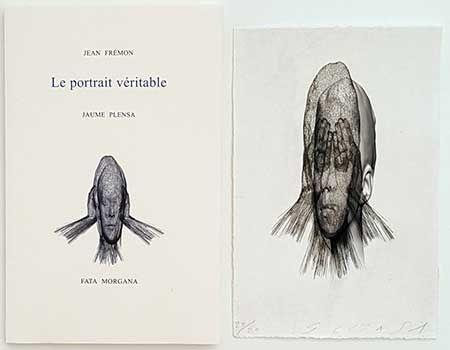 Libro Ilustrado Plensa - Le portrait véritable