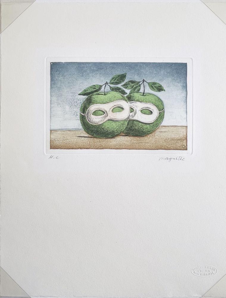 Sin Técnico Magritte -  Le Pretre Marie (