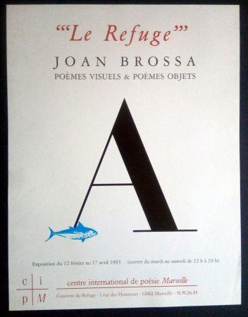 Cartel Brossa -