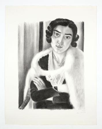 Litografía Matisse - Le renard blanc