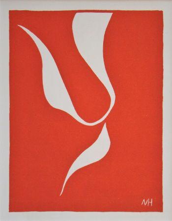 Linograbado Matisse - Le Retenu